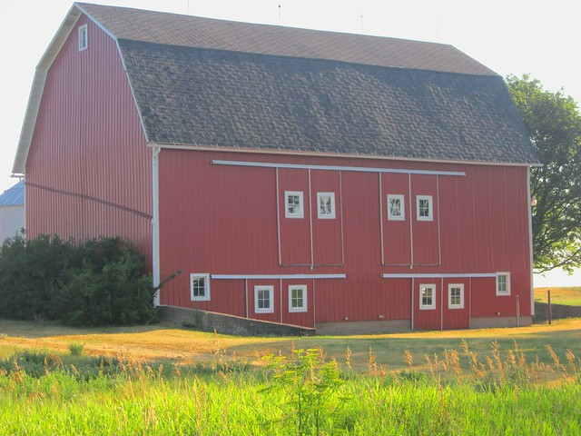Two Story Barn Flickr Photo Sharing