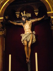 Cristo de la Conversion del Buen Ladron