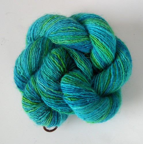 Handspun - floating