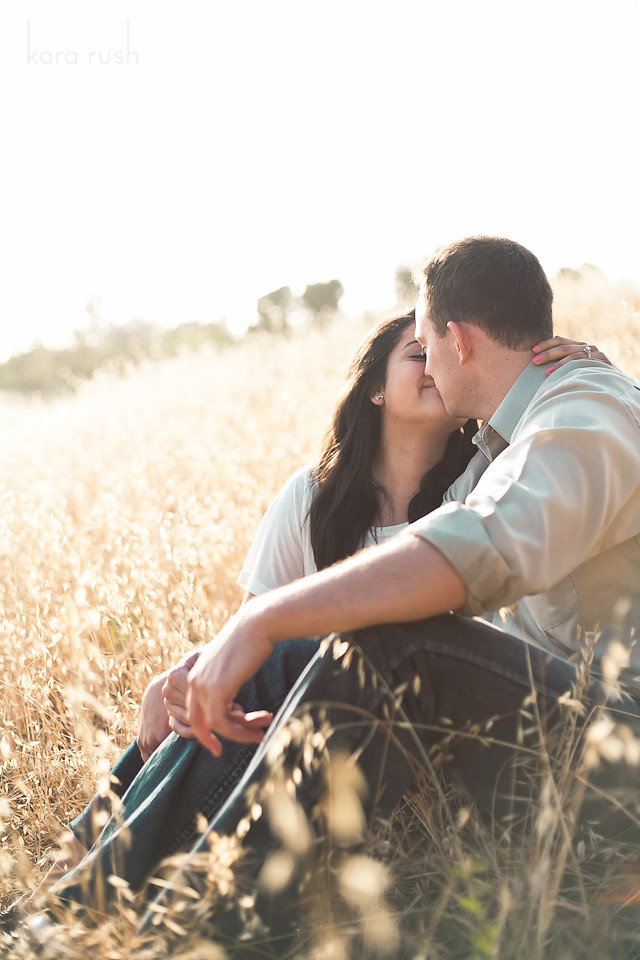 Engagements Tall Grassy Field-1-4