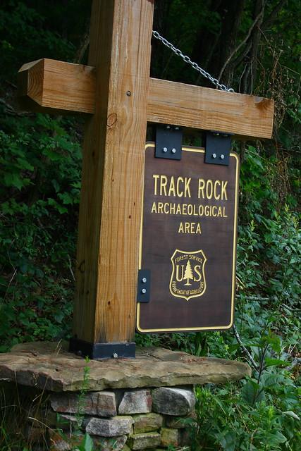 Track Rock Gap Archaeological Area