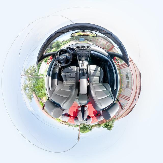 Audi S Line panorama