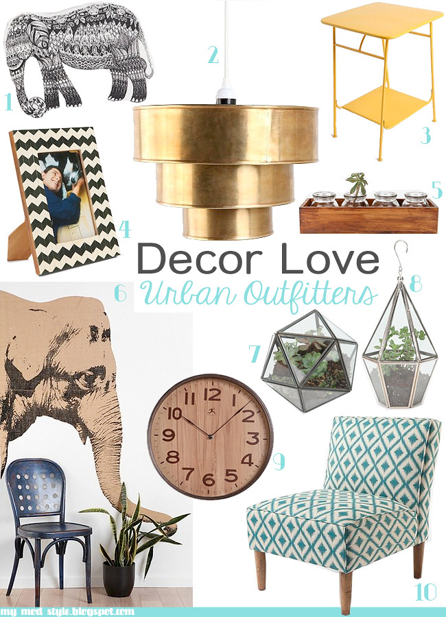 My Mod Style Decor Love Urban Outfitters