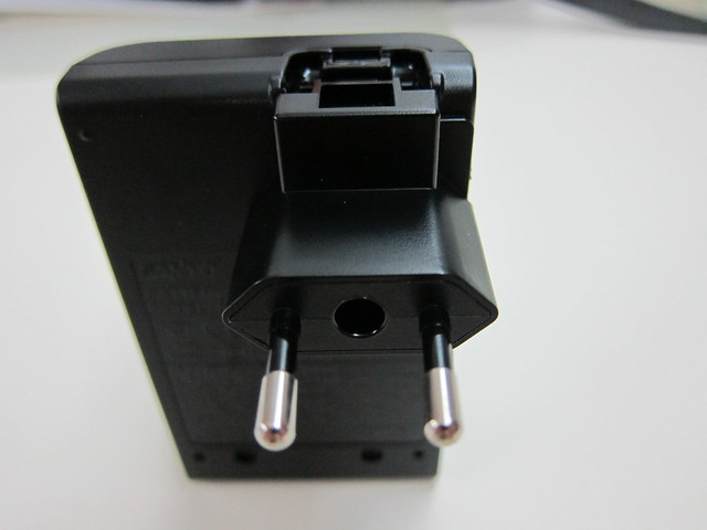 European Plug Adapater Included