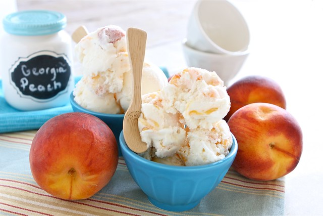 Peach Ice Cream 002