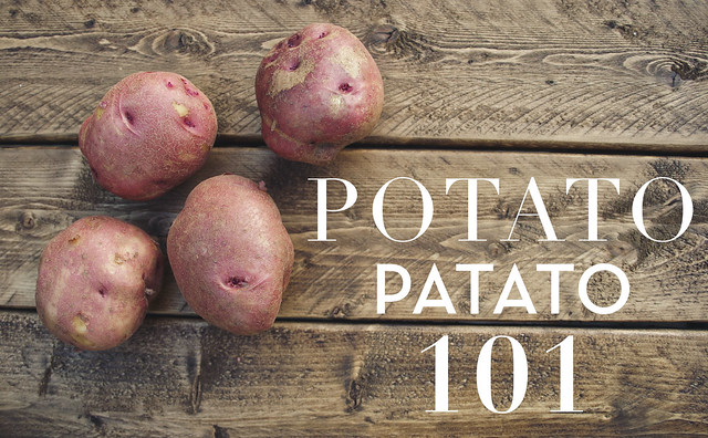 Fresh 101 Red Potato by Yours is the Earth