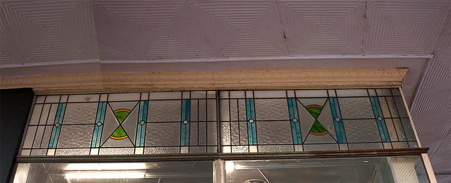 Moree Stained Glass Shop Window
