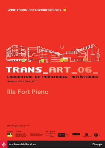 Cartell A3 expo 2 illa fort pienc