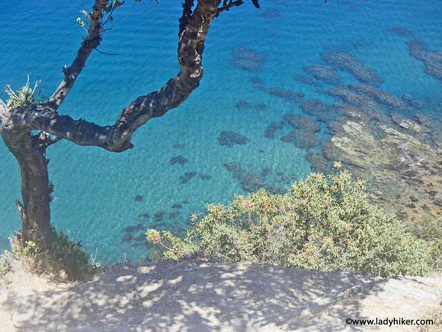 Aphrodite trail, Akamas, Cyprus