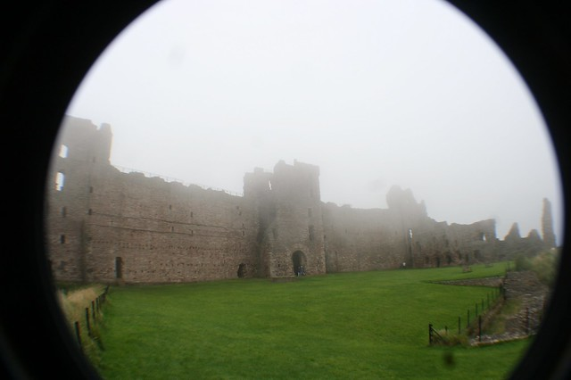 Inner Close, Tantallon Castle