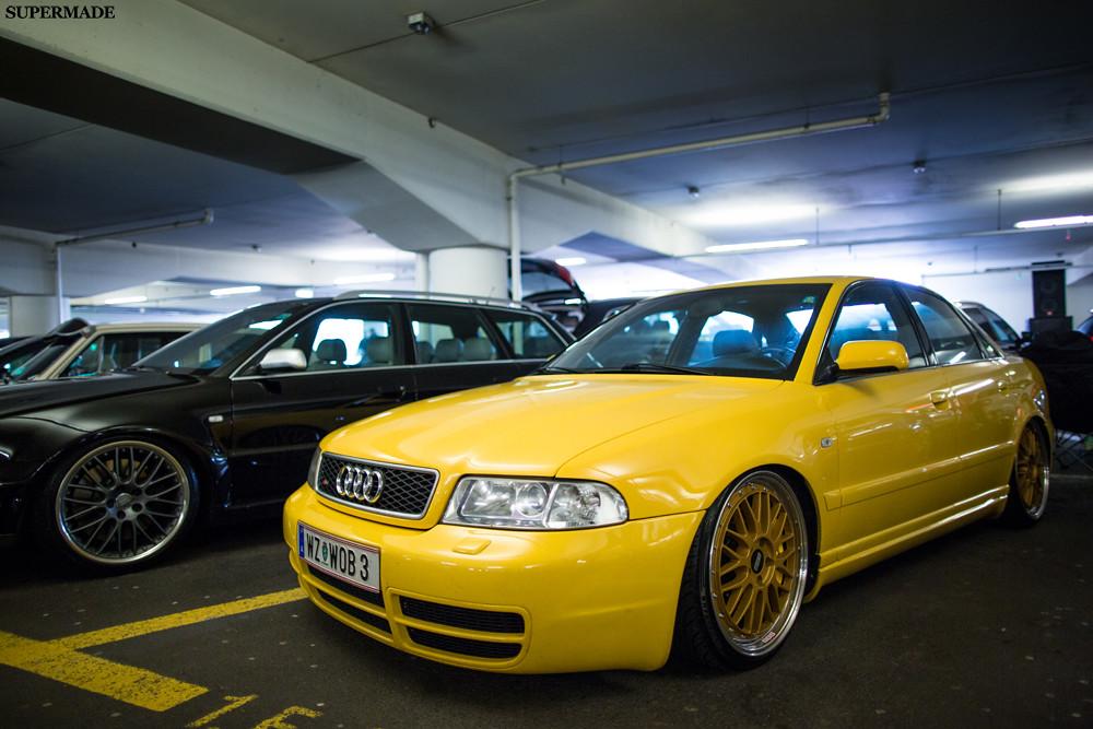 Where Is Audi Made Supermade B5 Audi Tt 8n Combine