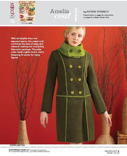 Amelia Coat