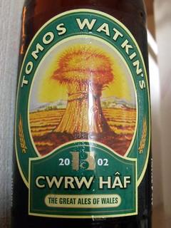 Tomos Watkin, Cwrw Hâf (Summer ale), Wales