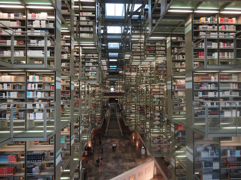 Biblioteca Vasconcelos México 02