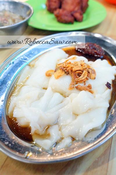 dim sum - jalan jinjang indah - near market-012