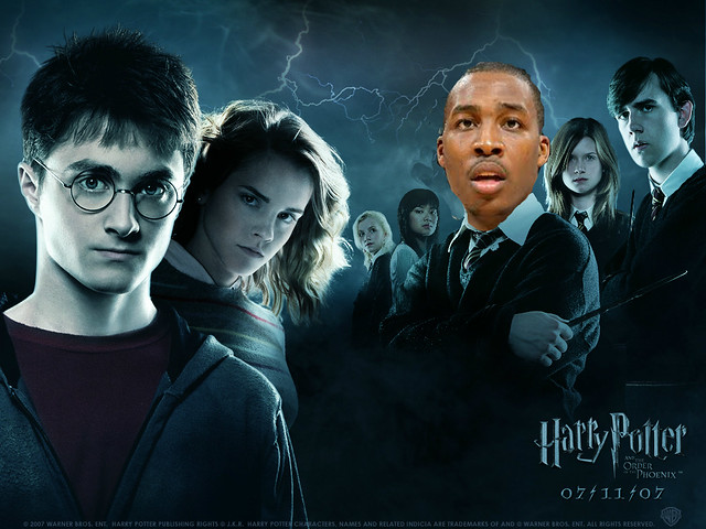 Dwight Harry Potter