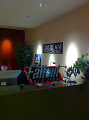Obsidian Entertainment offices