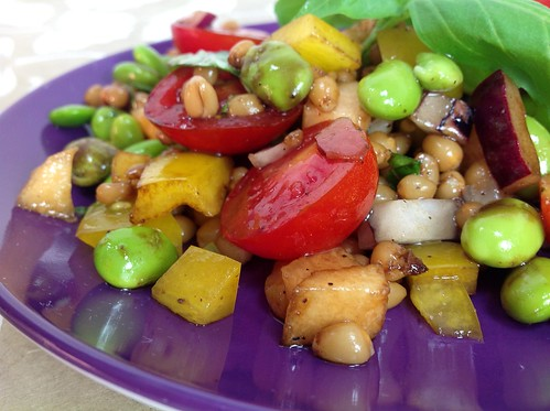 Edamame Summer Salad