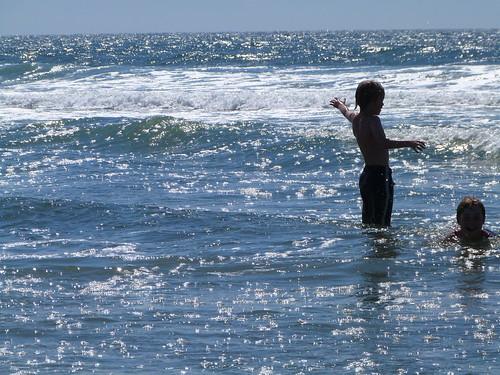 Unschooling Beach