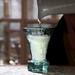 Pouring Cider by David E Pettigrew