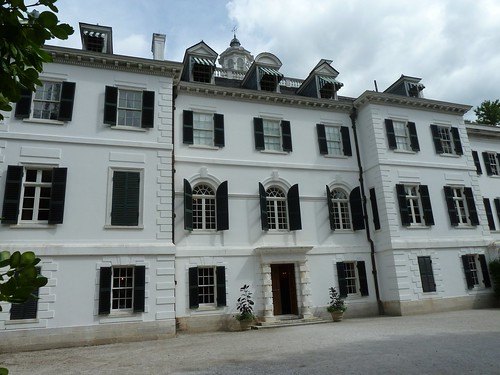 Palladian Style Historic Houses
