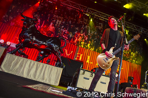 Chevelle - 08-24-12 - Carnival Of Madness Tour, DTE Energy Music Theatre, Clarkston, MI
