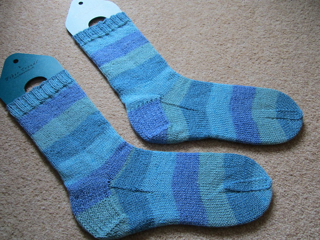 Plain vanilla socks no9 (2)