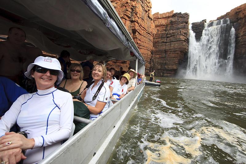Coral Princess Cruises Kimberley