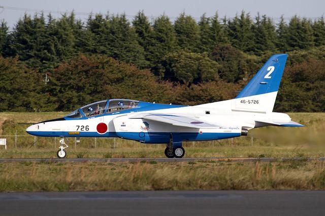 JASDF T-4 Blue Impulse