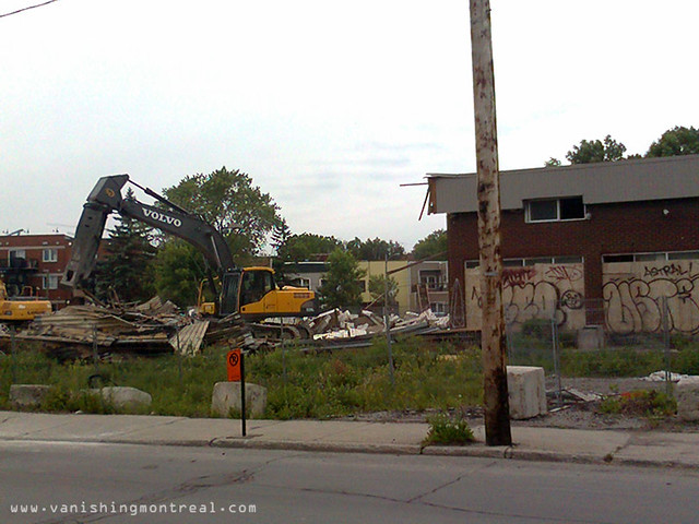 St-Ambroise demolition 2