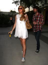 Lindsay Lohan Converse Celebrity Style Women's Fashion