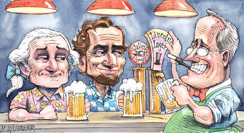 prez-beer