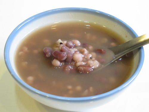 紅豆薏仁湯(混濁版)