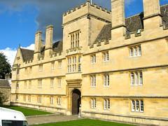 Oxford University, Oxford, England (Oct. 2012)