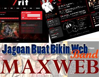 Banner-MAXWEB-Band
