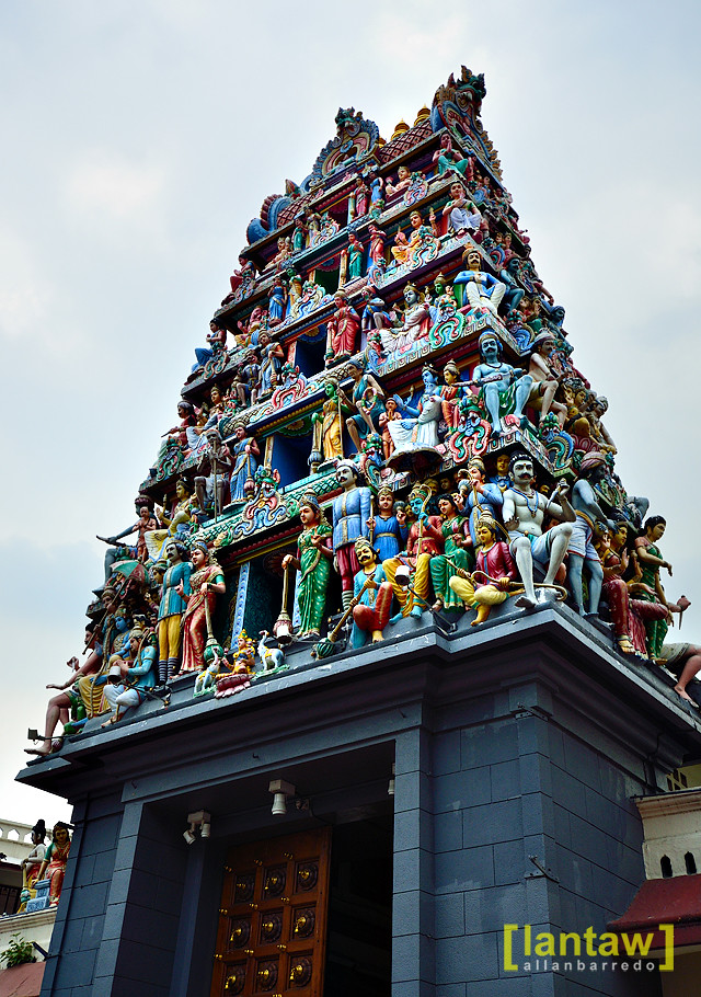 Gopuram  (Entrance Tower)
