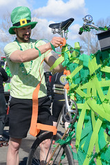 Morristown St. Patrick's day Parade 2014