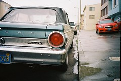 Sprint V8 Falcon