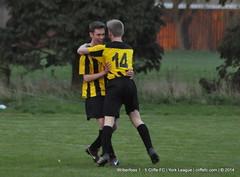 Cliffe FC 5 - 1 Wilberfoss 16Apr14