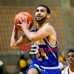 #SAAABC All-Star Game 6A boys East vs West. Click the link in bio to see all the photos. #ok3sports #nikonphotography #sportsphotography #ok3pics #basketball