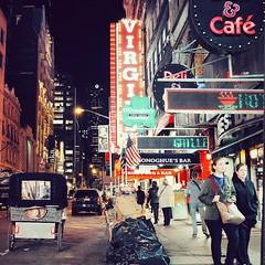 Times Square New York. #NY #newyork #nyc #newyorkcity #timessquare