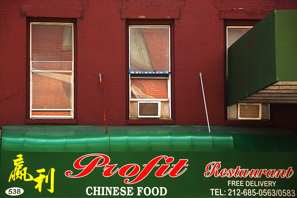 Profit Chinese Food--Kips Bay