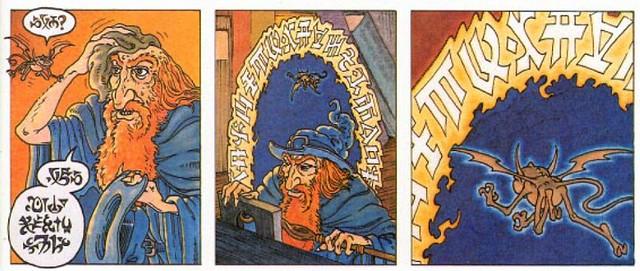 Wormy [Dragon #72, pt 1]