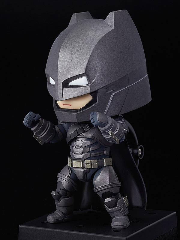 Q版的世紀對決!黏土人推出《蝙蝠俠對超人:正義曙光》重裝蝙蝠俠 バットマン ジャスティス・エディション