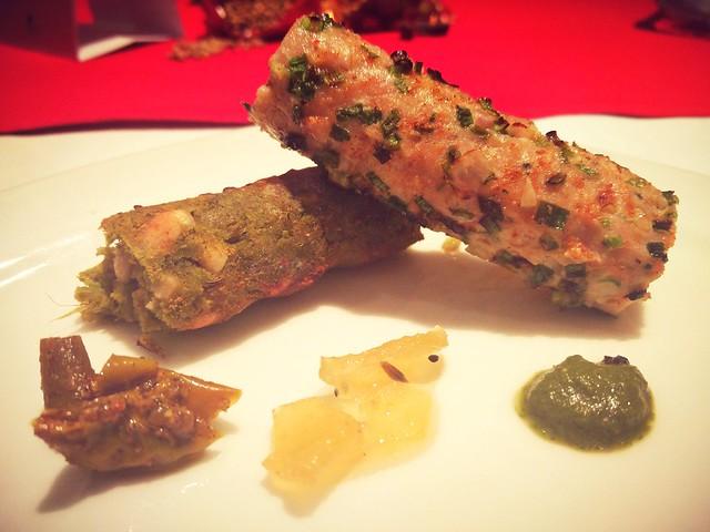 Seekh Kebab Food Festival At Kanak, Trident (6)