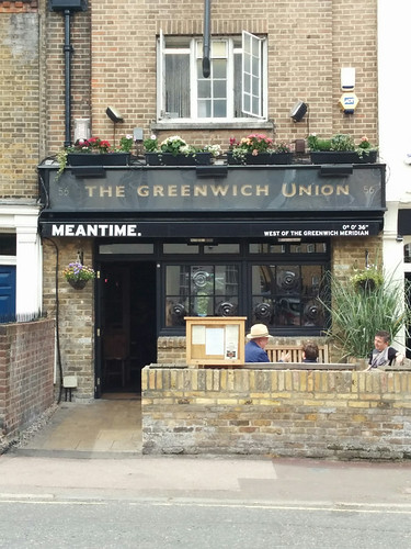 The Greenwich Union (serving Meantime beers)