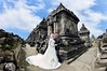 Outdoor pre wedding photo for @nabelalea & @eky_zno at Candi Plaosan Temple Klaten Jawa Tengah, near Yogyakarta. Fotografer foto prewedding by @poetrafoto, http://prewedding.poetrafoto.com  Please follow instagram @poetrafoto for more prewedding photos up