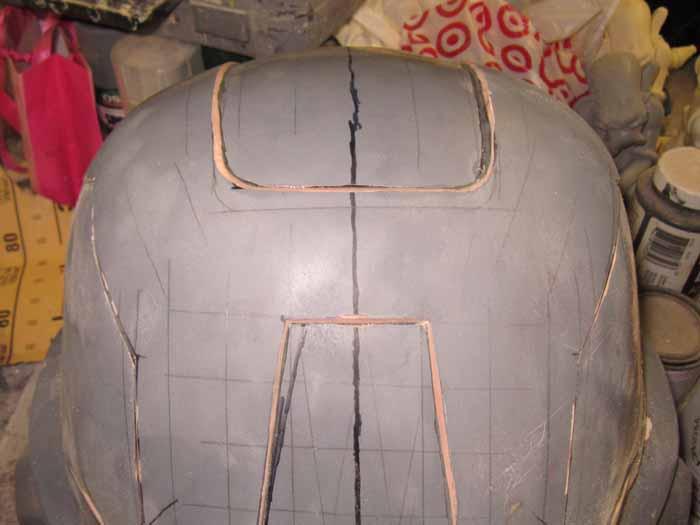 EVA Helmet Visor Cutouts 4