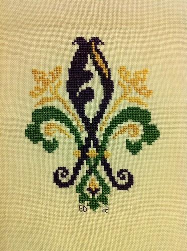 Fleur d'Orleans - finished