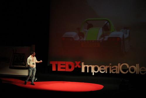 'TEDxImperialCollege'
